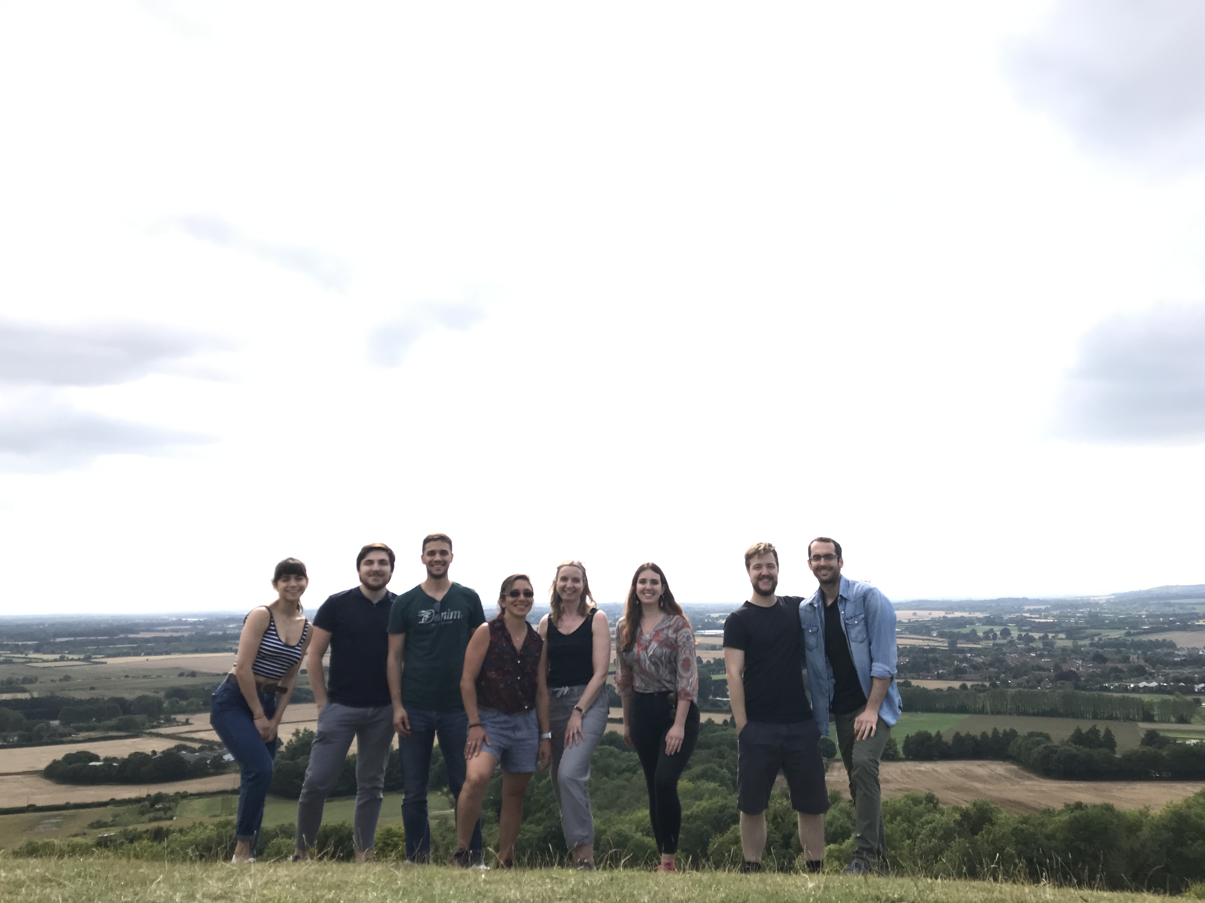 Lab outing August 2019